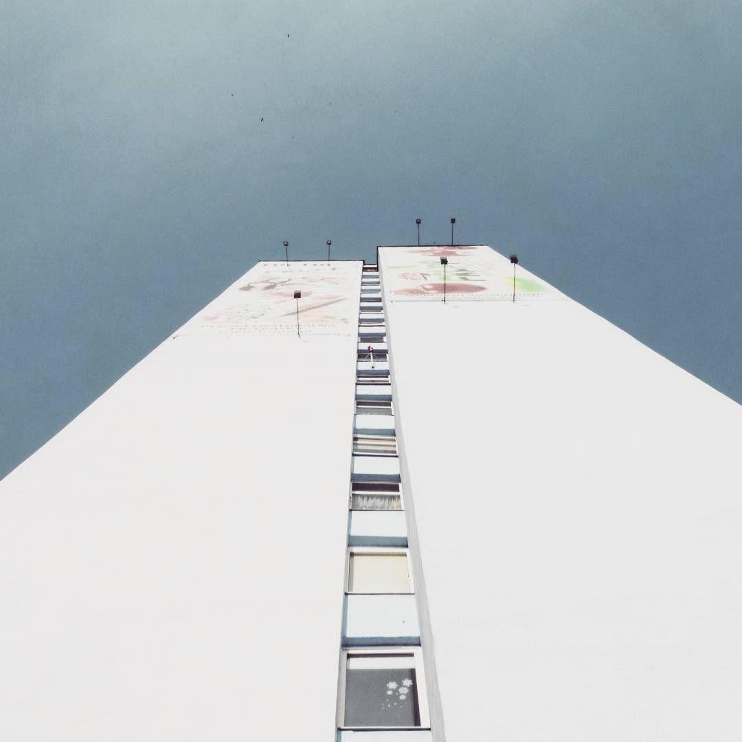 Instagram Photo By Podrys Mar 25 2016 At 12 06pm Utc Block Of Flats Architecture Skyscraper