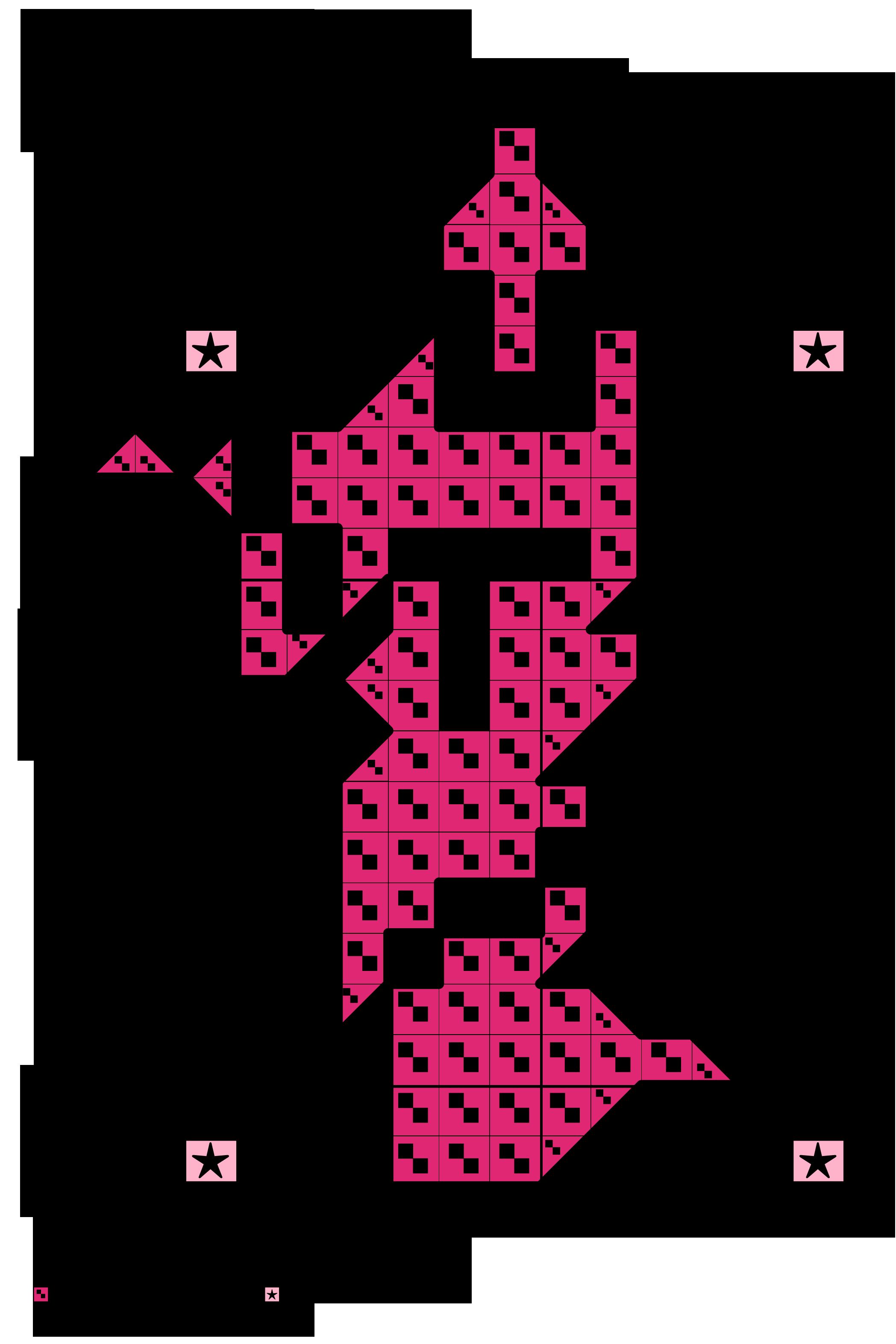 alfabeto delle geishe I