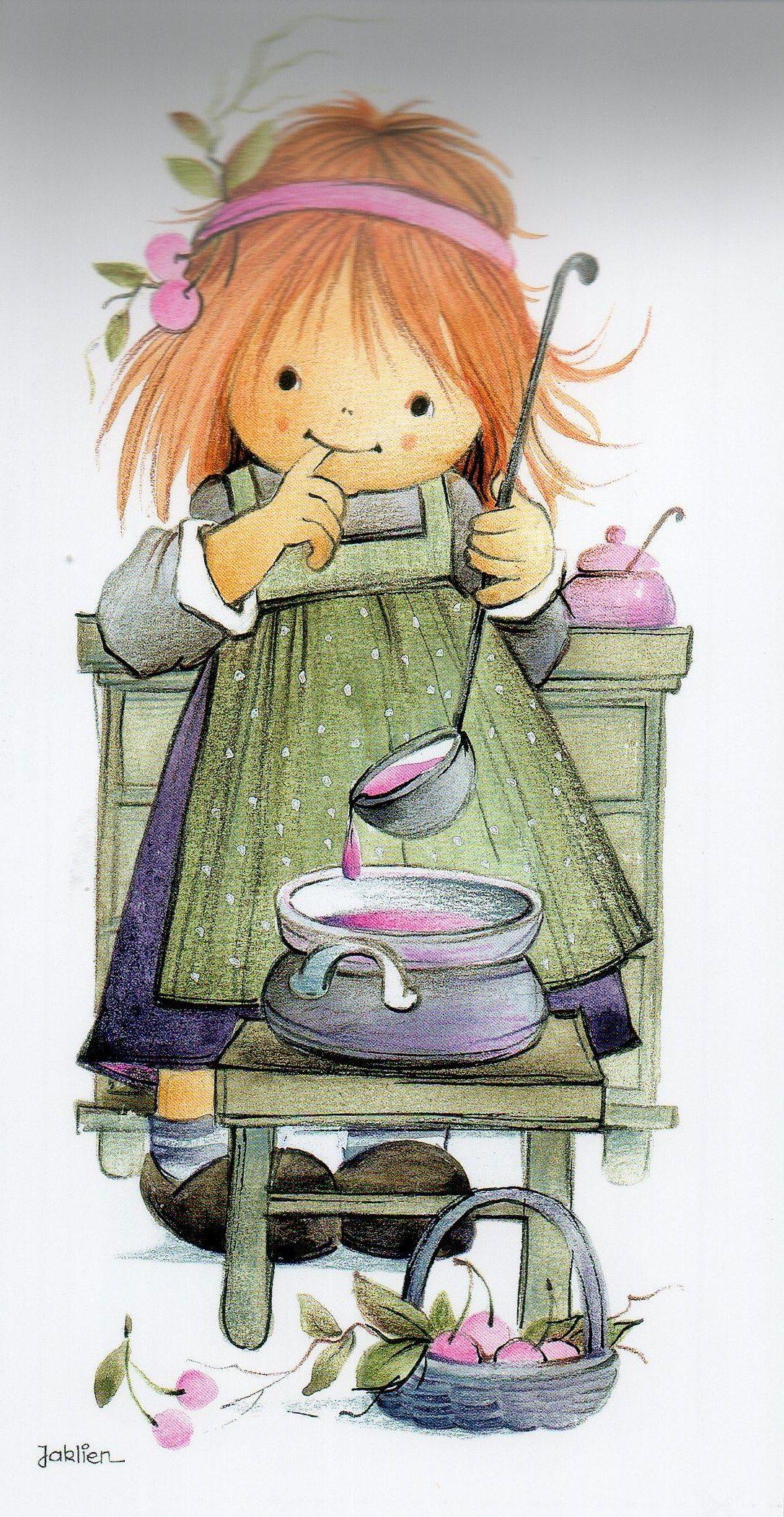 jaklien moerman dessin aquarelle pinterest petite fille filles et cr er personnage. Black Bedroom Furniture Sets. Home Design Ideas