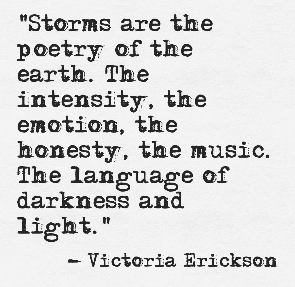 Rage And Intensity Quotes: Victoria Erickson (instagram: Victoria1031) (facebook