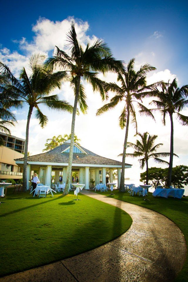The Paviliion Turtle Bay Resort Where We Got Married And Visit Every Year Will Continue With Kids