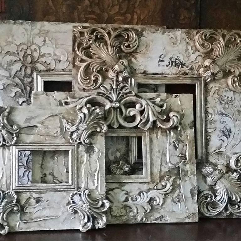 Michelle Butler Designs Heirloom Picture Frames SHOP www.crownjewel ...