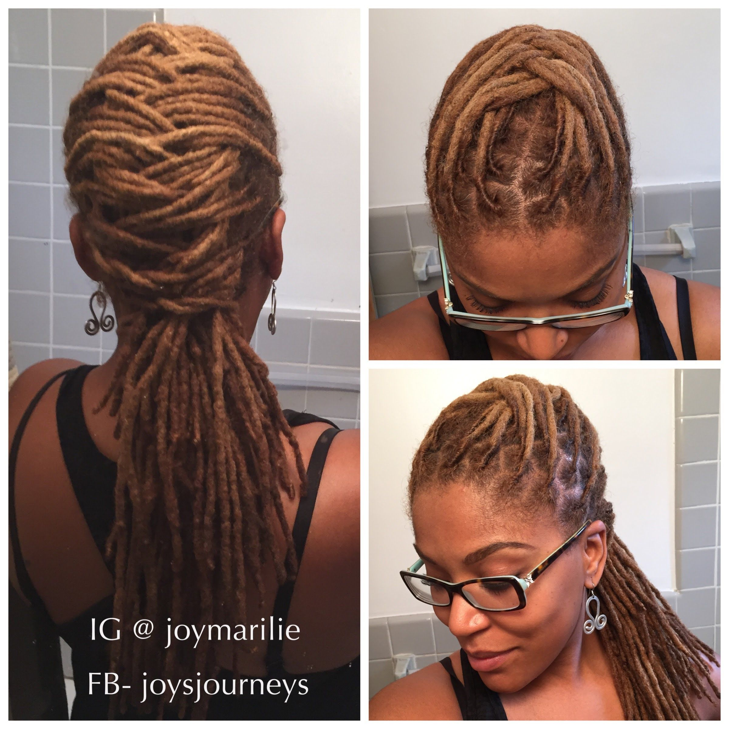 Https Www Youtube Com Watch V Ffmgy36uvhe Feature Share Locs Hairstyles Hair Styles Dreadlock Styles