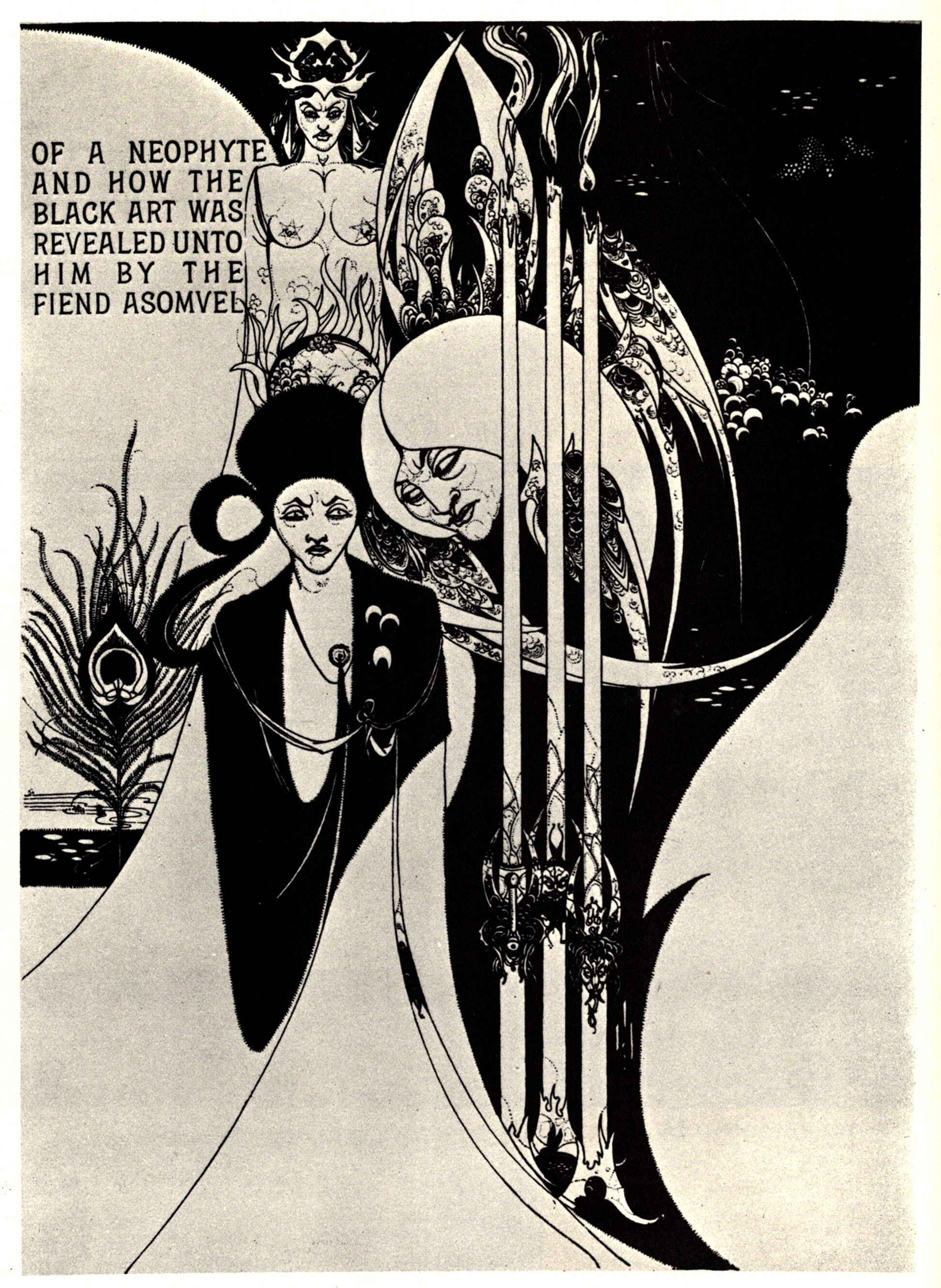 Can anyone tell me about art nouveau? nd if u can also about Aubrey Beardsley..?