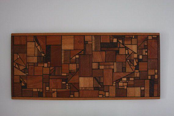 Mid Century Modern Wood Wall Art Jessicas Got New Floors