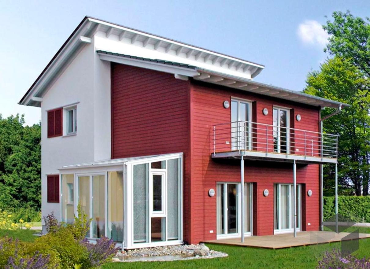 Frammelsberger Wintergarten ~ Das pultdachhaus design 132 von frammelsberger r. ingenieur