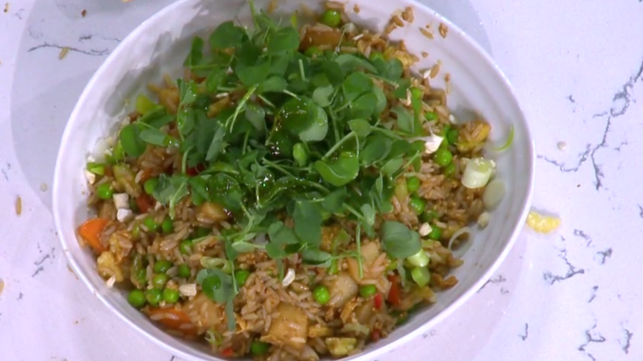 Gok's special fried rice in 2020 | Special fried rice ...