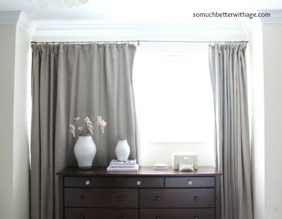 How to make curtains with blackout lining master bedroom - Blackout curtains for master bedroom ...
