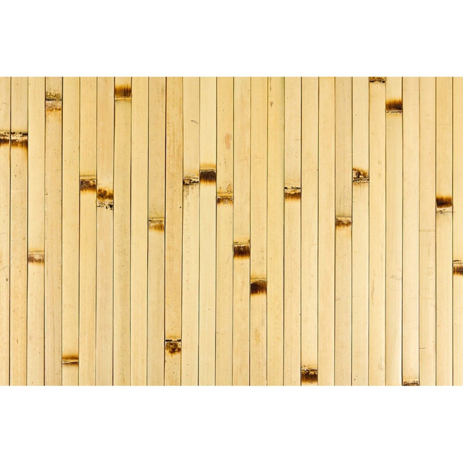 Forever Bamboo 4 x 8 ft. Bamboo Wall Paneling | Bamboo wall, Columns ...