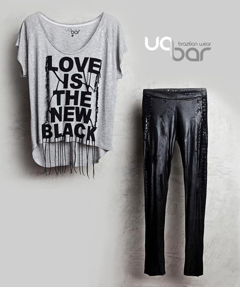 UQBAR 'Love is the new black'