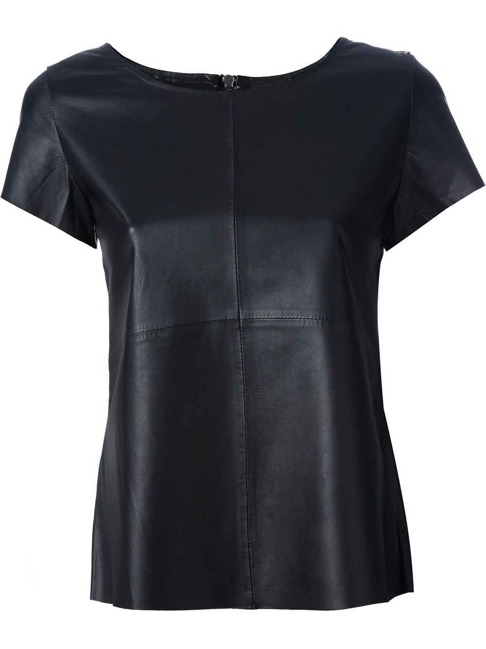 974f6788153b7 black leather shirt women - Google Search