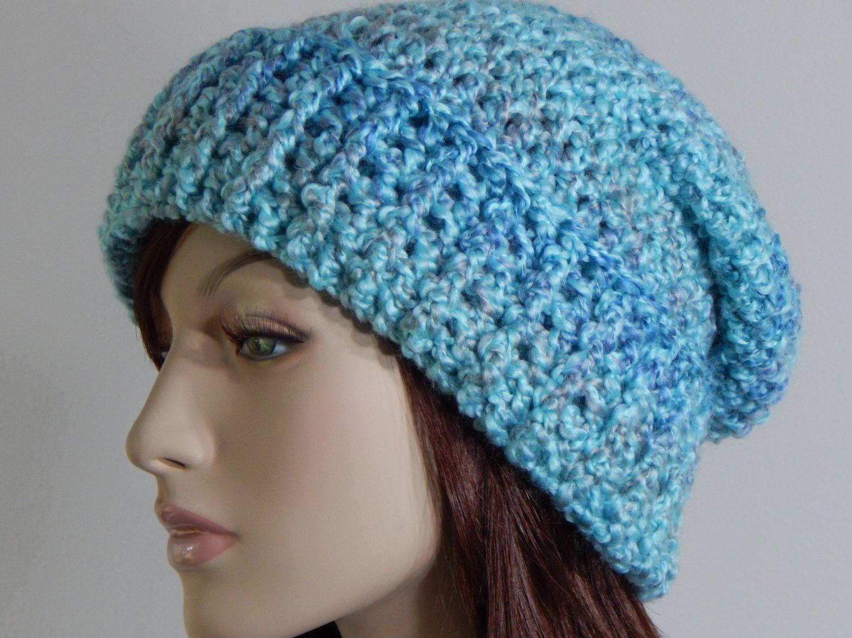 e7fdb429795 Mixed Blues Slouch Hat