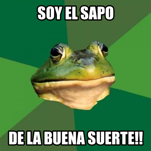 SOY EL SAPO
