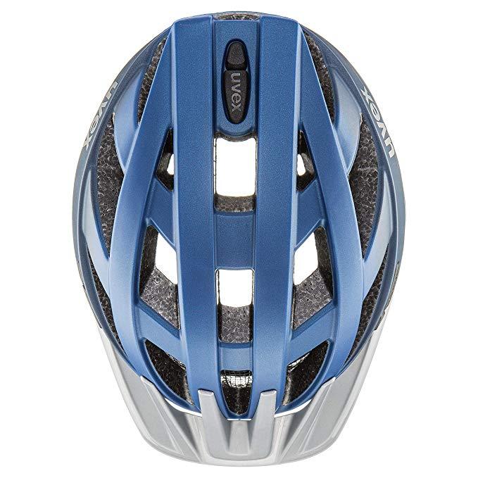 Uvex I Vo Cc Fahrradhelm Amazon De Sport Freizeit Fahrradhelm Helm Fahrrad