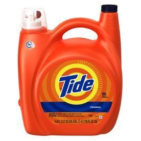 Tide 150 Fl Oz Original He Liquid Laundry Detergent 3700023068