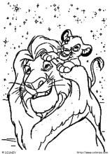 The Lion King coloring pages on Coloring-Book.info | Coloring ...