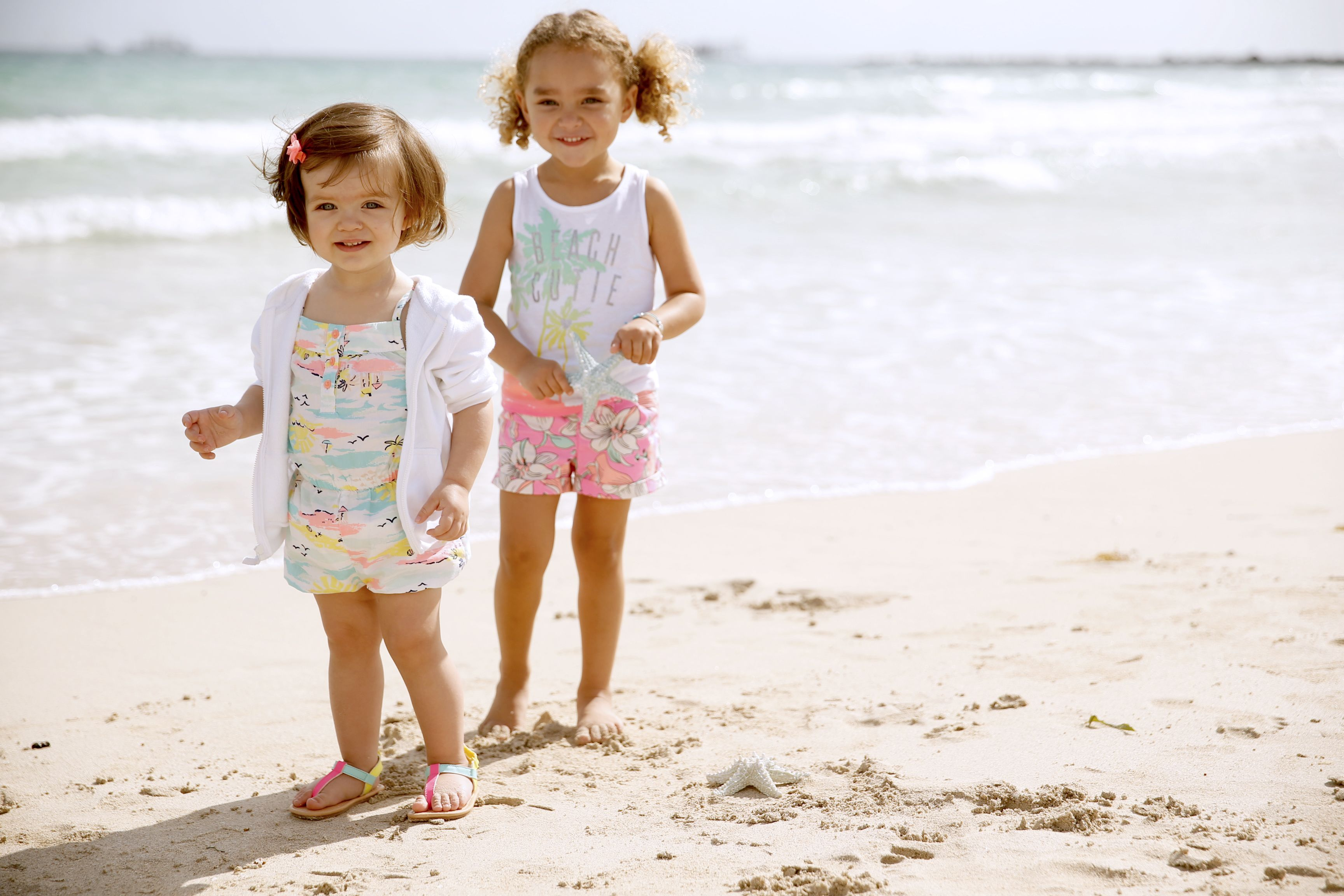 Summer Outfits: Tropical Print Carter's Clothing ...