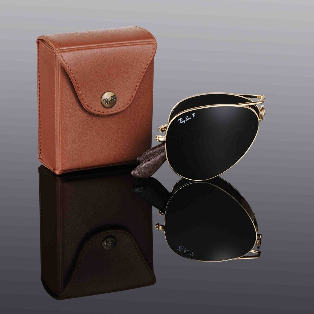 1f7533985cb Aviator Folding Ultra Limited Edition by Ray-Ban