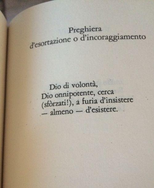 """Giorgio Caproni, da """"Il muro della terra"""", 1975"""