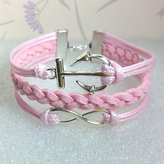Infinity Bracelet-Love Bracelet, Pink Wax Cords and Pink braid bracelet 실시간바카라↑↑ FE7000.COM ↓↓온라인바카라 와와바카라http://napa7.com/생중계바카라 생방송바카라 라이브바카라 인터넷바카라 마카오바카라 바카라싸이트 바카라사이트