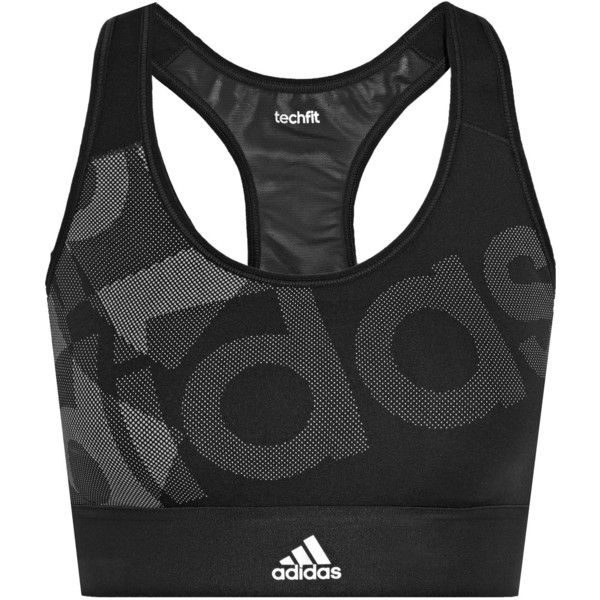 Climacool Stretch Sports Bra - Black adidas Performance Cheap Sale Discounts VlTLDbgc2