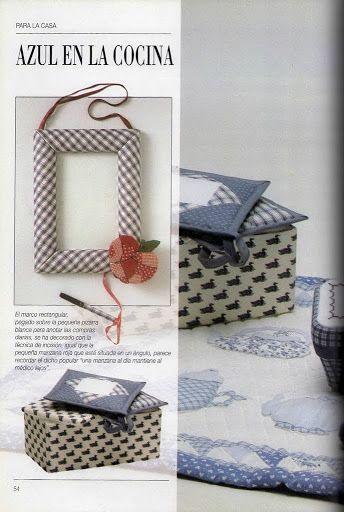 patchwork sin aguja - compartilha tudo - Álbumes web de Picasa