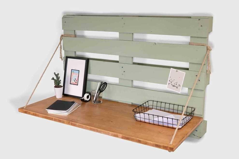 Schreibtisch Akrobatisch selber bauen - - CREATE! by OBI
