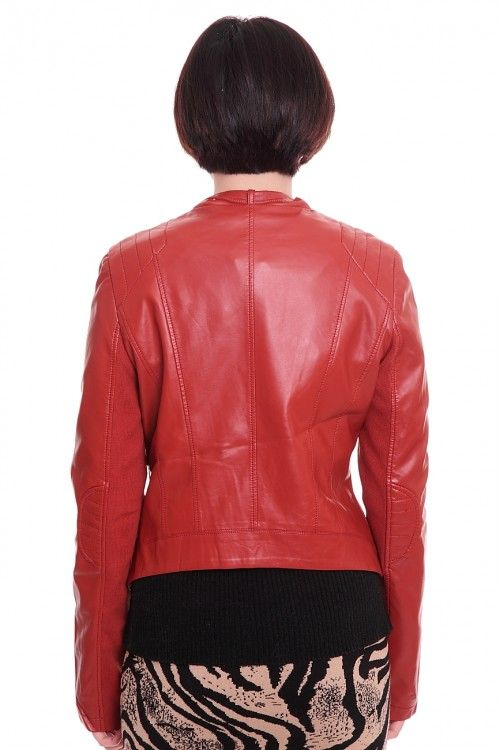 2edef0b00720 Пин от пользователя optom24 на доске Женские куртки | Leather Jacket ...
