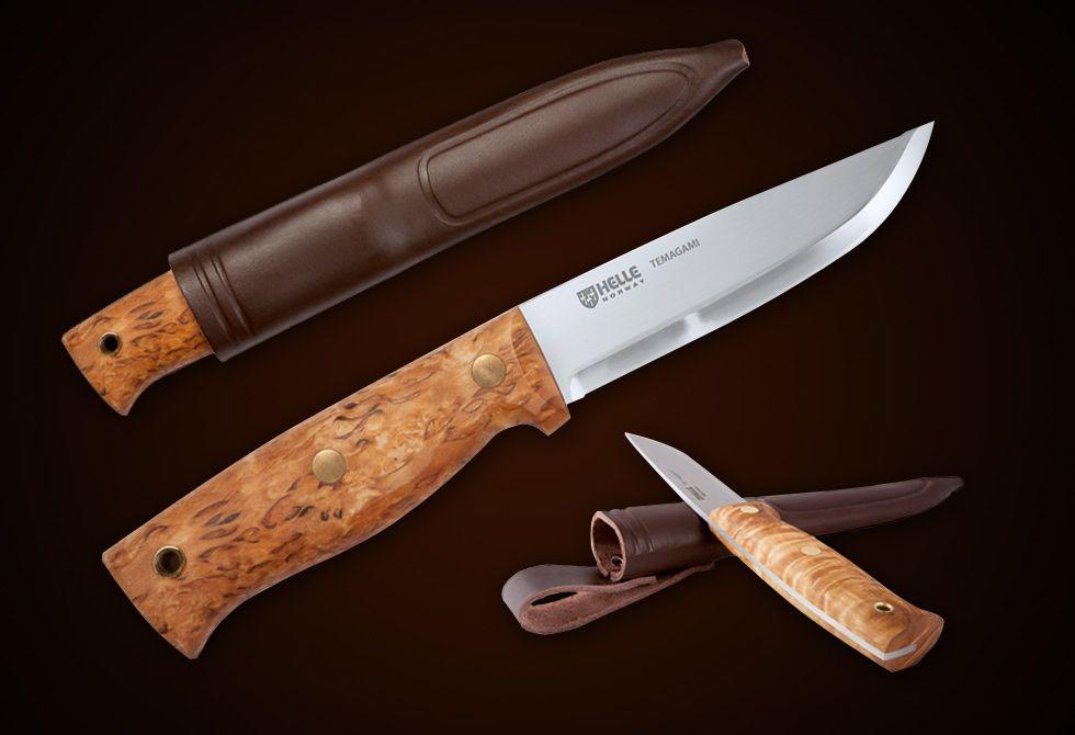 Temagami Knife By Helle Knife Knife Handles Bushcraft Knives