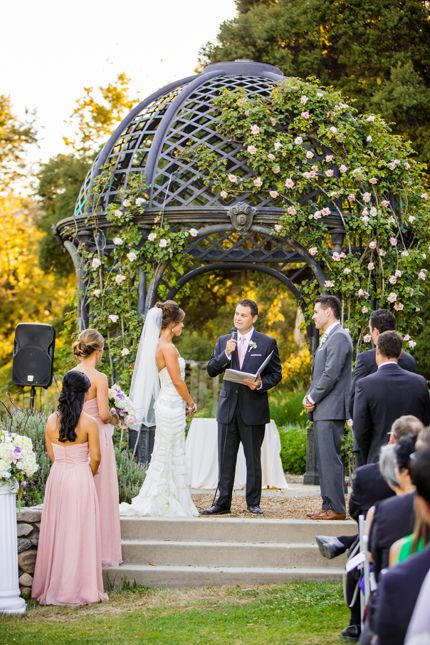 Natasha And Jason S Gorgeous Garden Wedding At Descanso Gardens Beautiful Day Photography