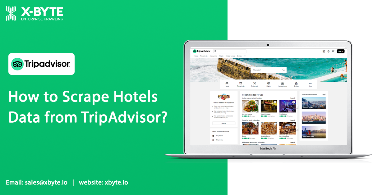 This blog tells you How to Scrape Hotels Data from