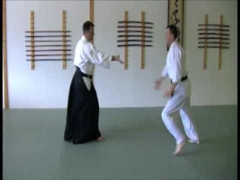 Aikido Blueprint Instructional Video About Kotegaeshi Wrist Turning