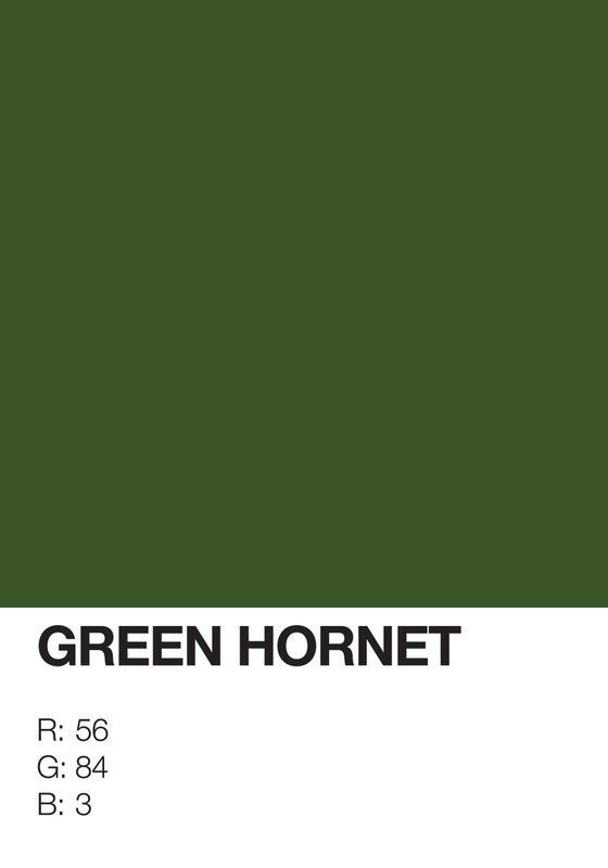 pantone green hornet palette pantone farben. Black Bedroom Furniture Sets. Home Design Ideas