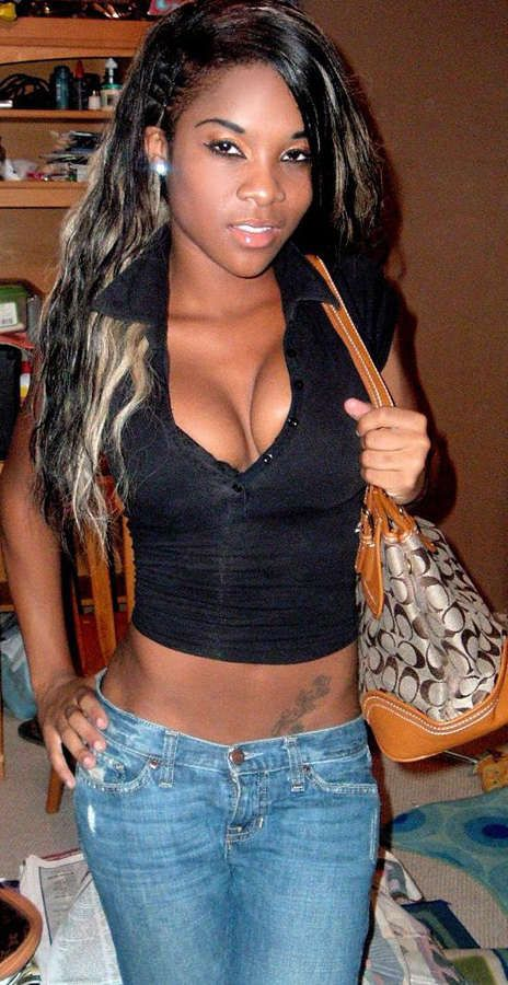 hottest black teen