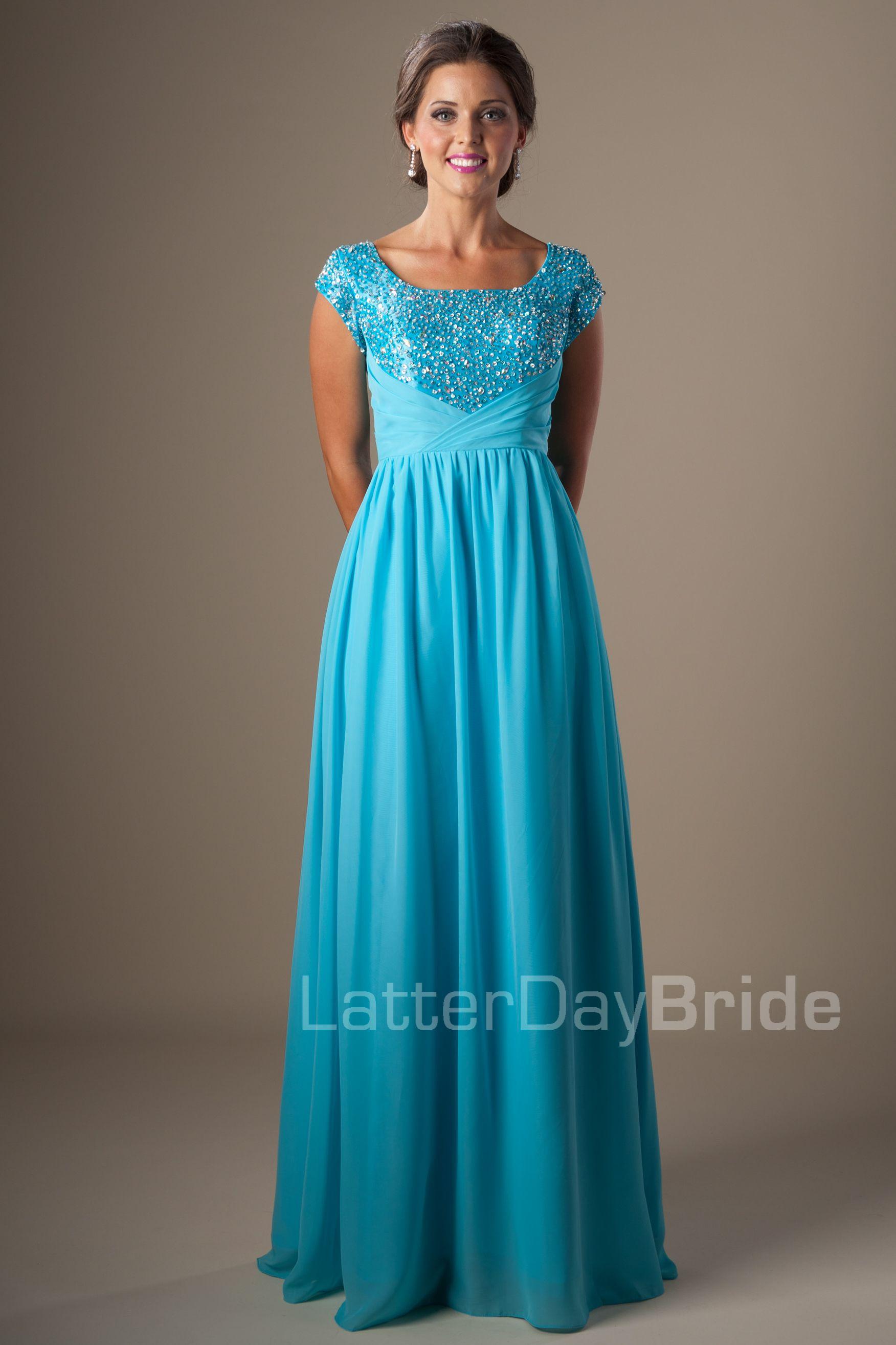Modest Prom Dresses : Sydney | Modest Prom Dresses | Pinterest ...