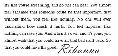 i only want you | Rihanna quotes, Amazing quotes ...