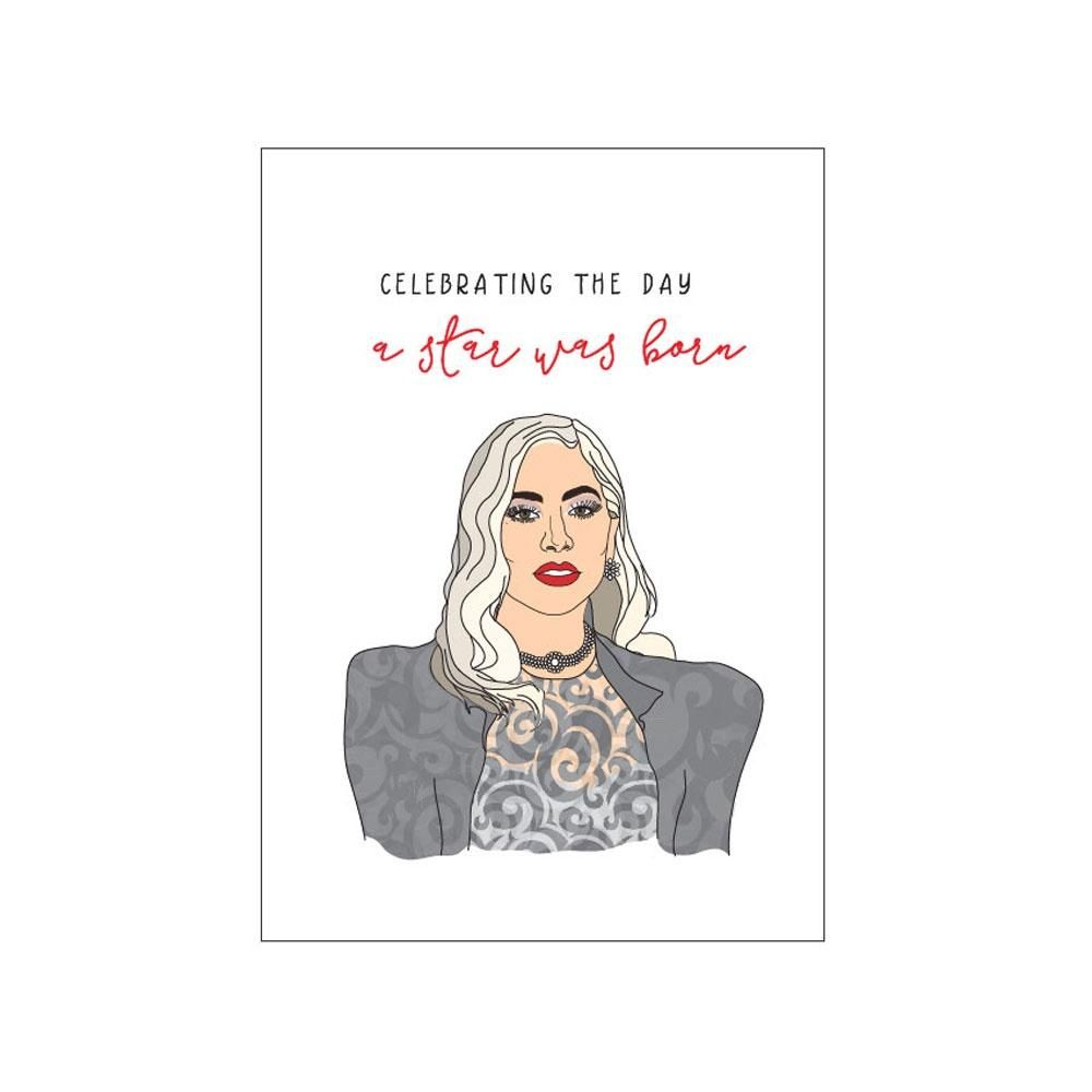 Birthday Card I Love Lady Gaga Greeting Card Greeting Cards Party Supply Com Home Garden