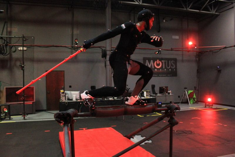 Motus Digital - Motion Capture Animation Studio | Motion Capture