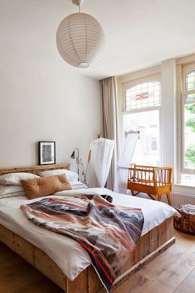 un dormitorio con encanto   Decorar tu casa es facilisimo.com