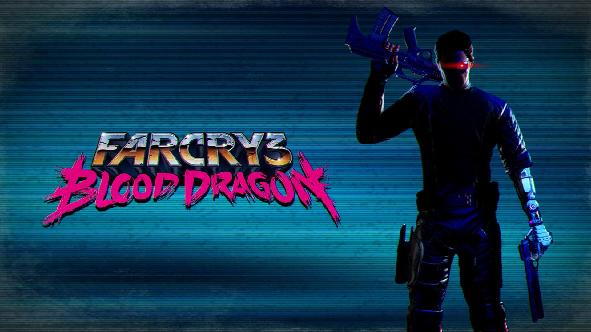 Far Cry 3 Blood Dragon Far Cry Dragon Bottom Of The Ocean Crying