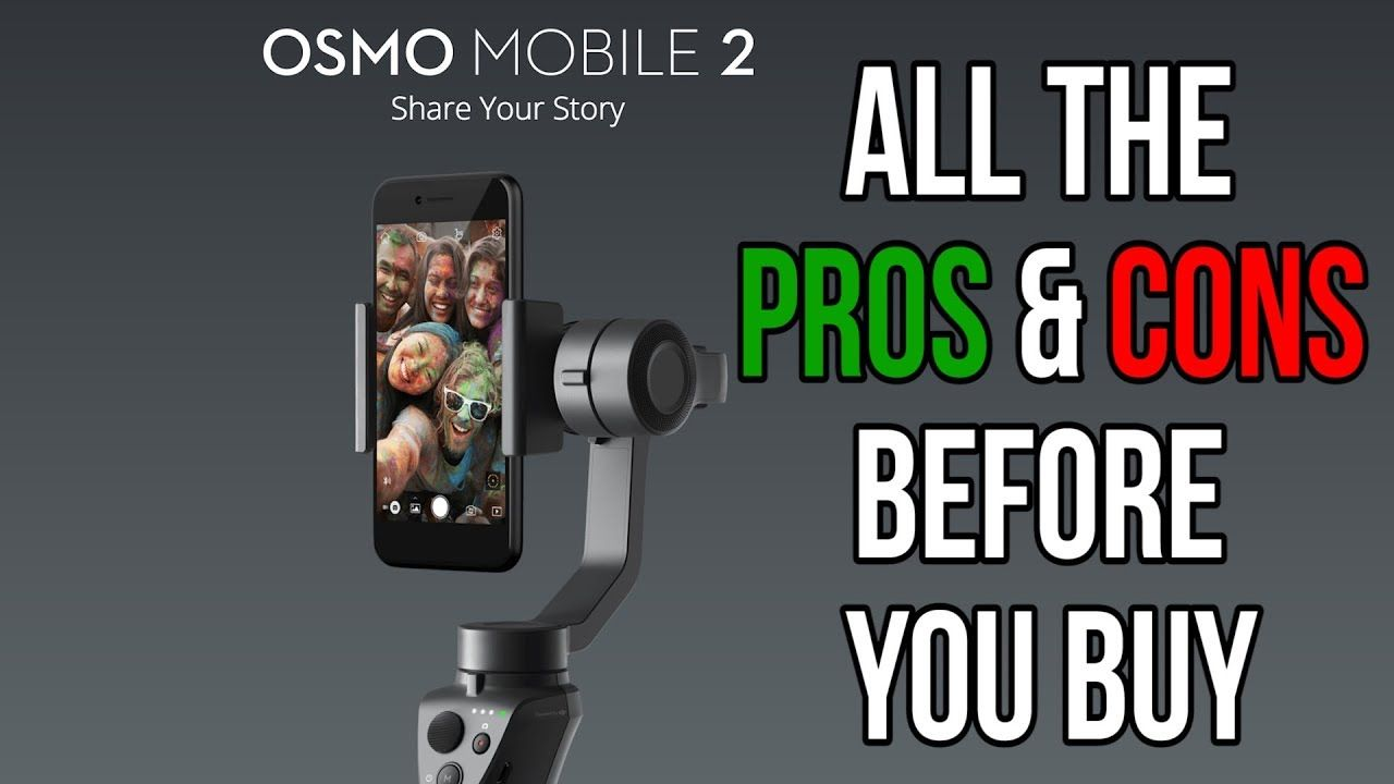 Pin By Alison Barnes On Dji Osmo Mobile Pinterest And Silver 2 All The Pros Cons Before You Buy Https