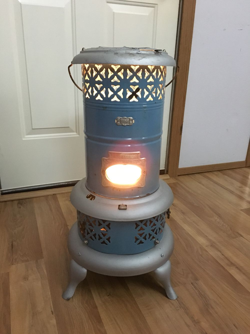 Perfection Kerosene Heater Vintage Kerosene Heater Coleman