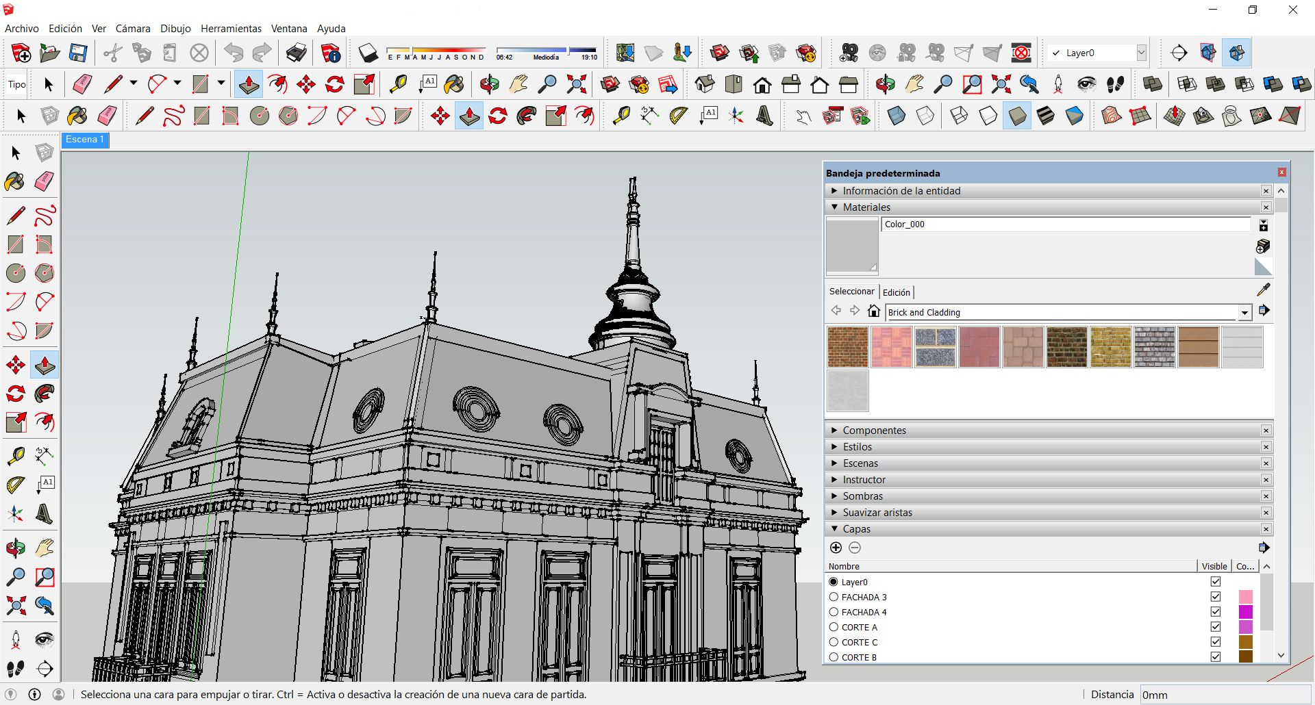 How To Improve Your Sketchup Skills Arquitectura Informatica