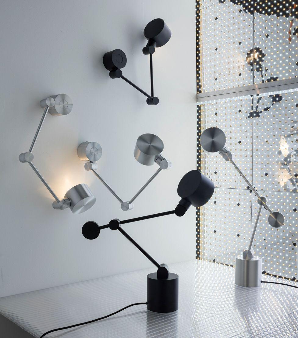 Boom Light By Tom Dixon Luminaire Lampe Design Lampe De Bureau