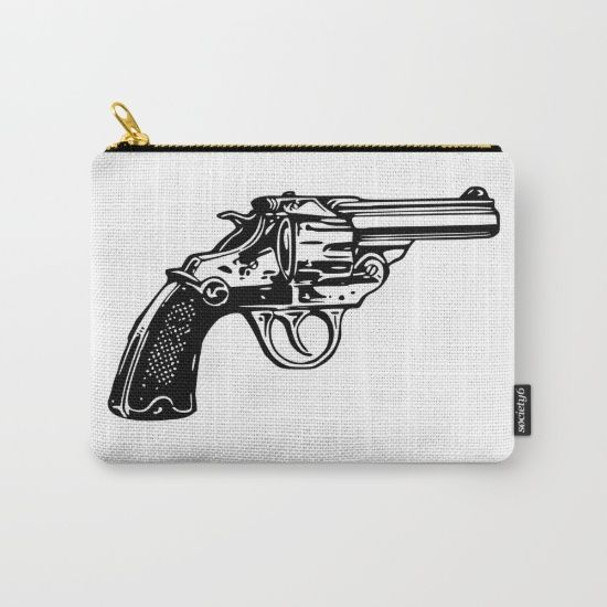 Six Shooter Carry-All Pouch