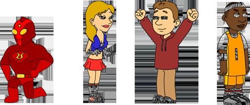 Create Animated Videos for your Business | GoAnimate.com | שילוב ...