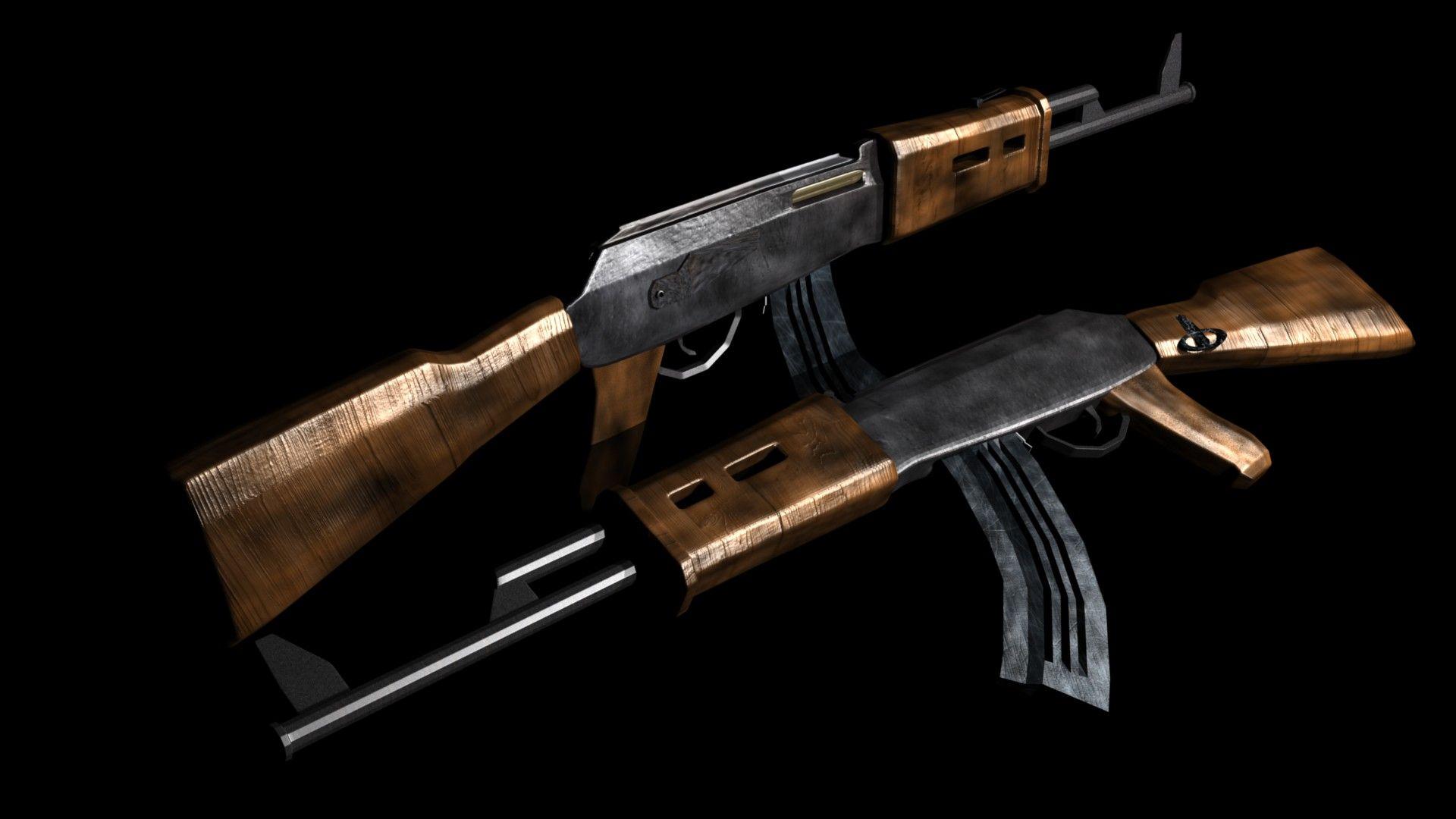 AK 47 HD Images 1