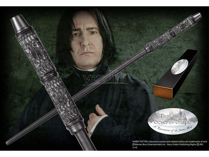 Bacchetta di Draco Malfoy Wand Character Edition Noble Collection HARRY POTTER