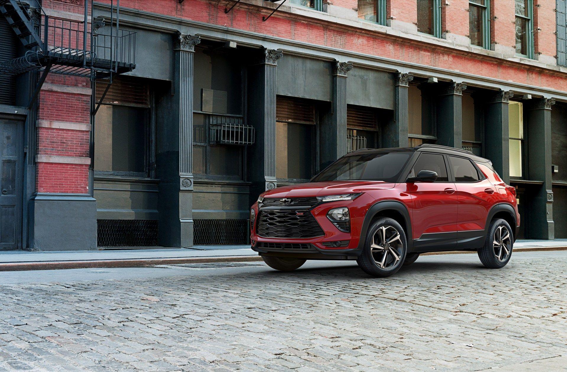Chevy Introduced The 2021 Trailblazer Chevy Trailblazer Chevrolet Trailblazer Trailblazer Car