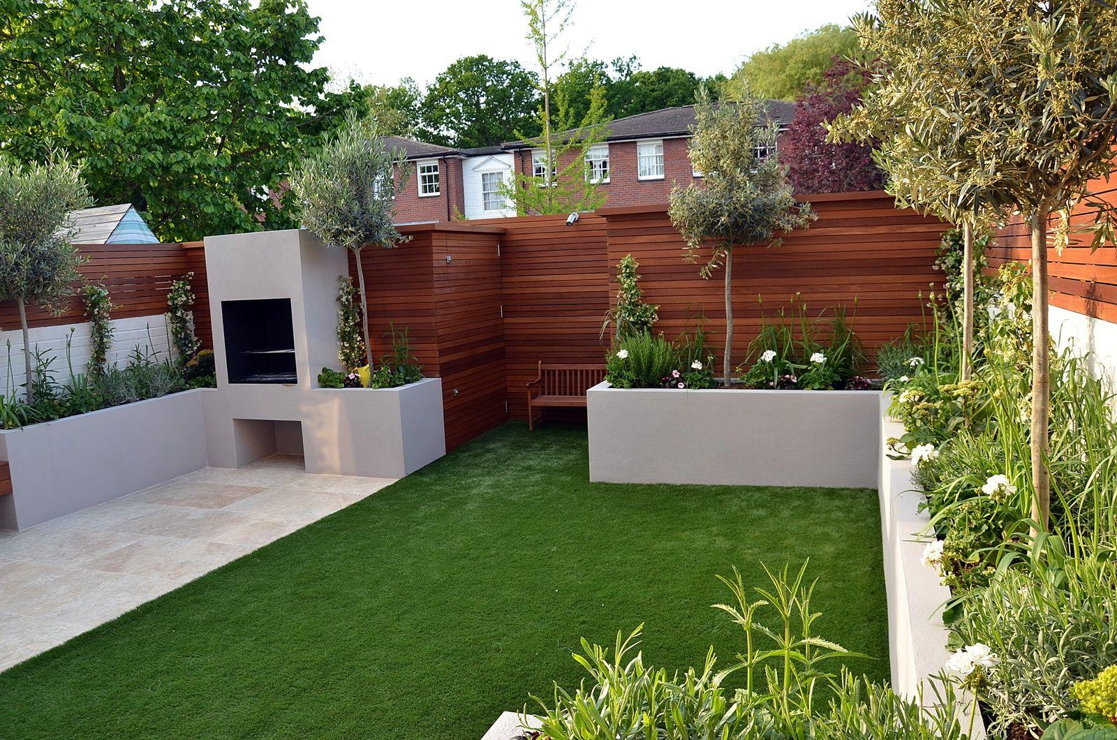 Choose Garden Design To Make You Garden Fantastic And Elegant Topsdecor Com In 2020 Modern Garden Design Modern Garden London Garden